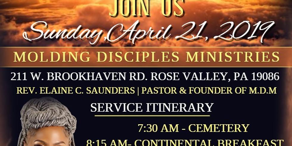 Resurrection Sunrise Service
