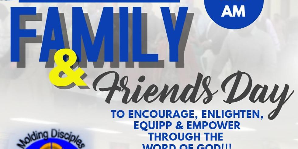 MDM Family & Friends Day 2018