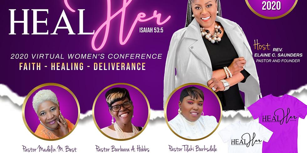 HEAL(Her) MDM Virtual Women's Conference 2020