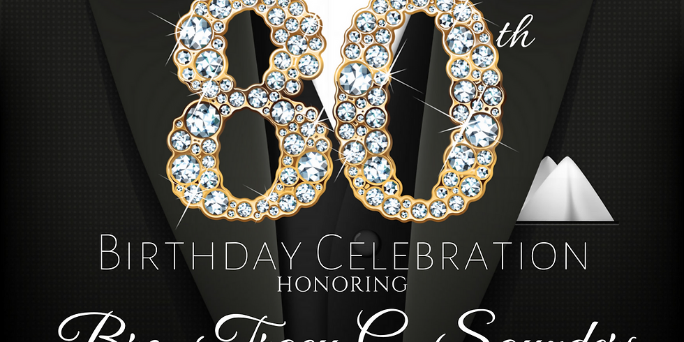 Bro. Tracy's 80th Birthday Celebration