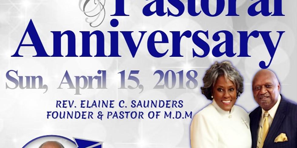 5th Church & Pastoral Anniversary Service