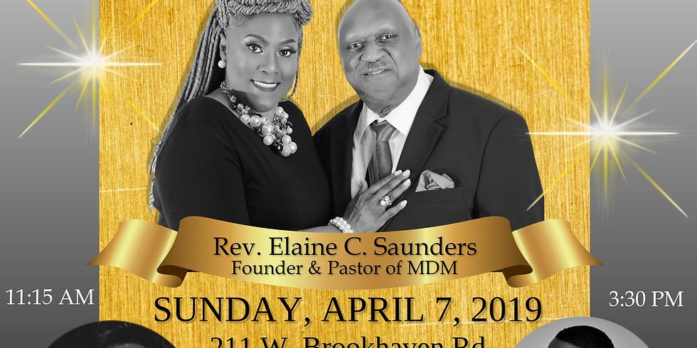 6th Church/Pastoral Anniversary & Pastor Saunders Birthday Service