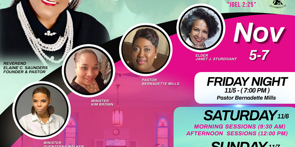 Women's Ministry Conference 2021