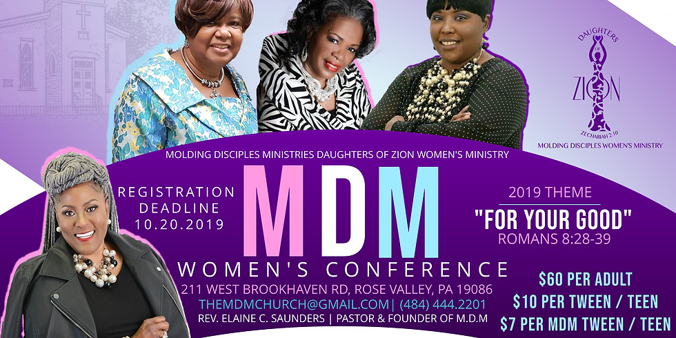 Women's Ministry (In-House) Conference 2019