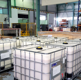 Large factory space means bulk order capabilities