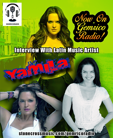Yamila Interview