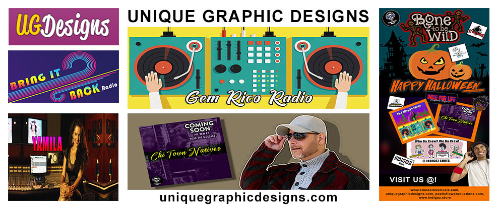 Unique Graphic Designs