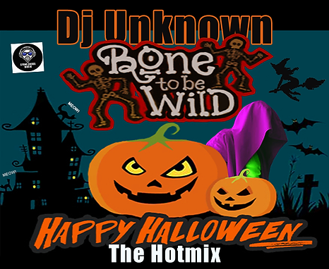 Dj Unknown Halloween Hotmix 2020