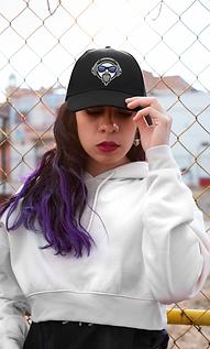 Stone Cross Music Baseball Hat