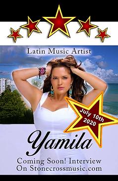 Yamila Interview