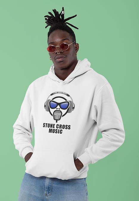 Stone Cross Music Men Hoodie