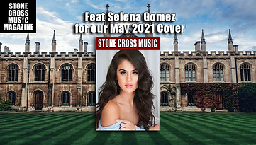Selena Gomez May Cover