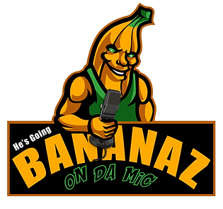 Bananaz On Da Mic