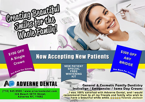 Adverne Dental Front Side