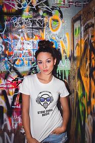 Stone Cross Music Women T Shirt