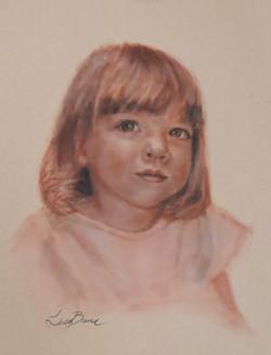 pan pastel portrait