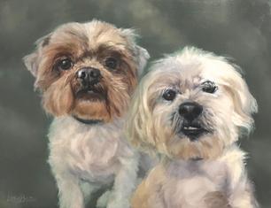 11x14 oil on canvas