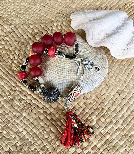 Bracelet ethnique KABOU