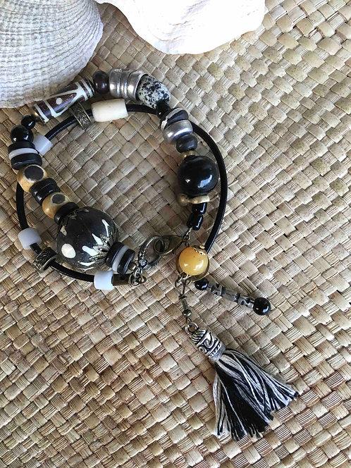Bracelet ethnique KARA