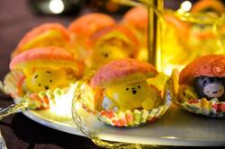 Winnie the Pooh Cream Puff