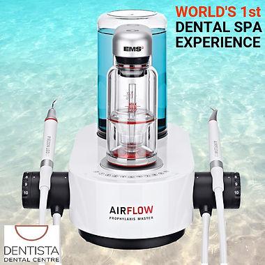 World's 1st Dental Spa Experience Dentis