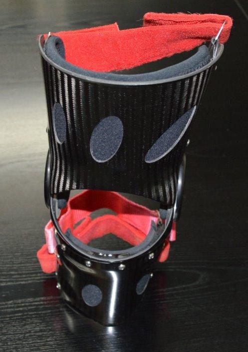 Rockwood developed knee brace