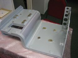 Tracking system components