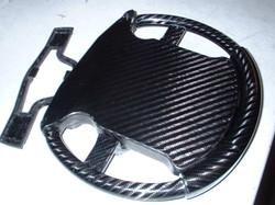 Motorsport steering wheel