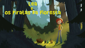 Lea e os Piratas da Floresta