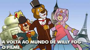 A Volta ao Mundo de Willy Fog, o Filme