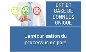 ERP et la base de données unique sécurisée