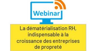 La dématérialisation RH, indispensable à la croissance des entreprises de propreté