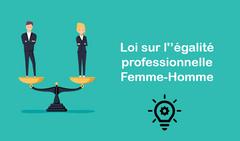 Egalité Hommes/Femmes au 1er mars 2020 avec tolérance au 1er avril 2020.