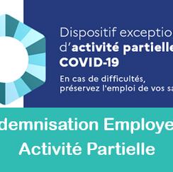 Remboursement Allocation employeur (DI)-COVID-19