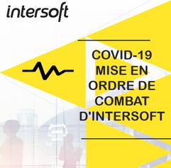 Covid-19 – Chômage partiel & accompagnement - Intersoft est en action et à vos côtés