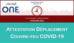Covid - Attestation employeur de déplacement professionnel