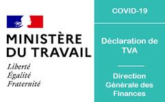Déclarations de TVA de mars et avril 2020 : 2 tolérances liées au COVID-19