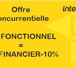 iONE ERP + iONE PAIE + iONE MOBILITE + iONE PORTAIL WEB