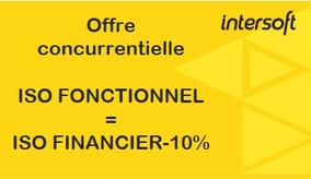Offre iONE : ISO FONCTIONNELLE = ISO FINANCIER - 10%