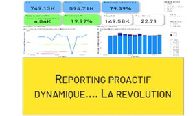 Nouveauté majeure IOne : le Reporting Pro-actif
