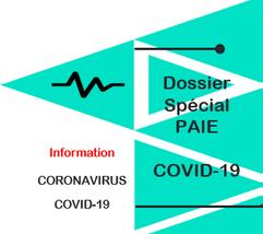 Dossier spécial Paie COVID-19 - Entreprises de Propreté