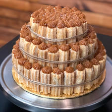 Original Churrobar 3 tier Churro Cake