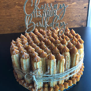 Medium Churro Bouquet