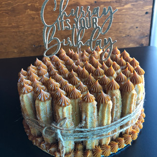 Large Churro Bouquet