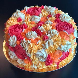 Autumn Pumpkin Spice Cake