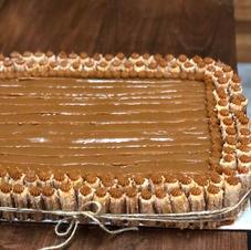 Original Churrobar Slab & Half Slab Churro Cake