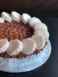 Alfajores Cheesecake