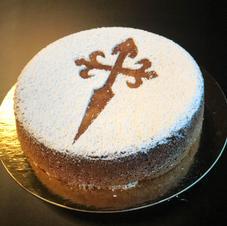 *GLUTEN FREE* Spanish Almond Cake