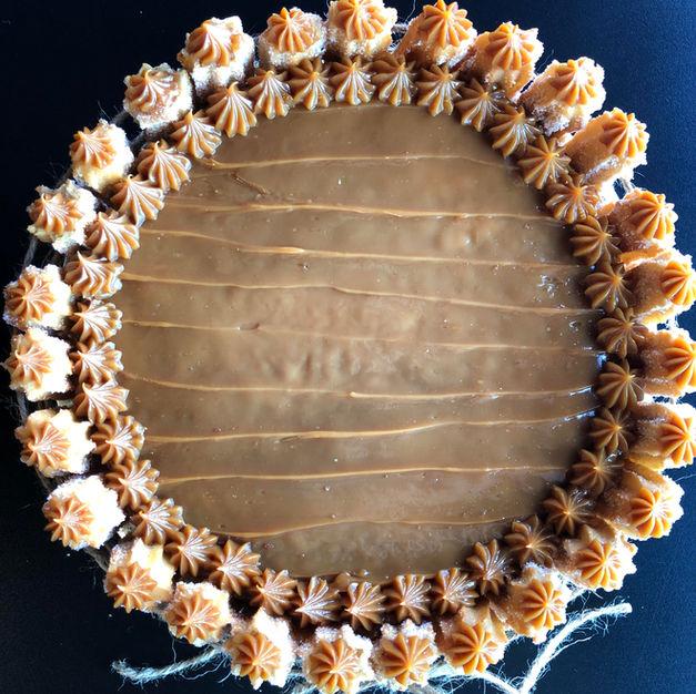 Classic Churro Cake