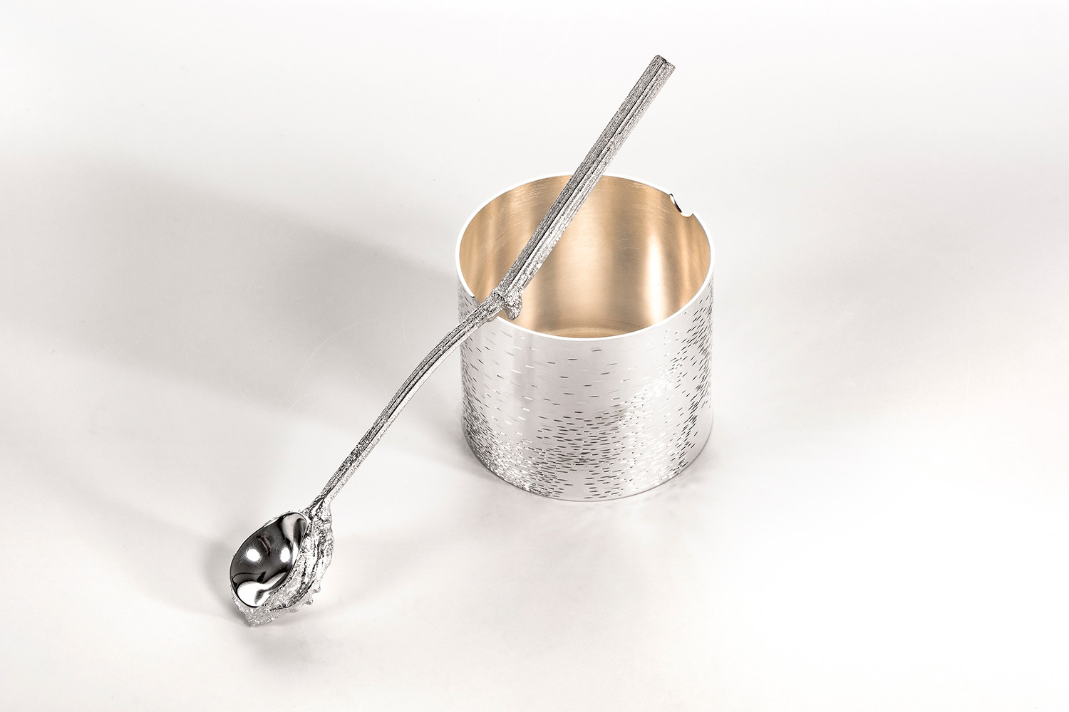 Rannoch Sugar Pot & Spoon, 2020.